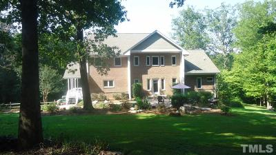 Wake Forest Single Family Home For Sale: 1008 Waterline Drive