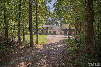Johnston County Single Family Home For Sale: 110 Turnipseed Road