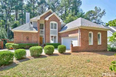 Chapel Hill Single Family Home For Sale: 2117 Ridgefield Drive