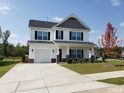 Johnston County Single Family Home For Sale: 10 Onyx Court