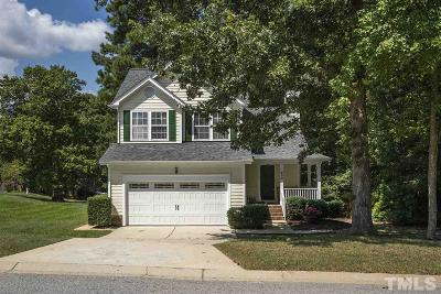 Holly Springs Single Family Home Pending: 200 Somerset Farm Drive