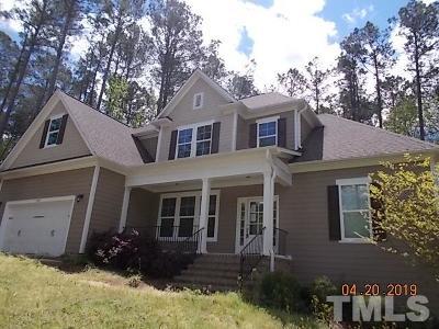 Johnston County Single Family Home For Sale: 149 Hadley Lane