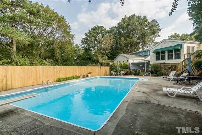 Wake County Single Family Home For Sale: 210 Baggett Avenue