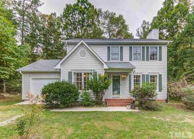 Hillsborough Single Family Home For Sale: 1417 Hounds Ear Road
