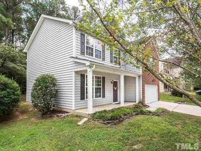 Durham Single Family Home For Sale: 6307 Winding Arch Drive