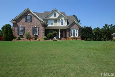 Johnston County Single Family Home For Sale: 105 Aviary Court