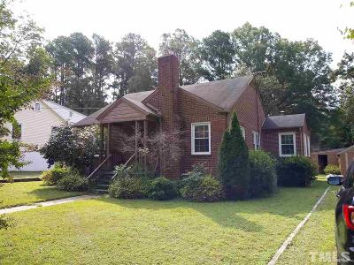 Lee County Single Family Home Pending: 524 Maple Avenue