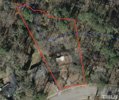 Wake County Residential Lots & Land For Sale: 1112 Wimbleton Drive