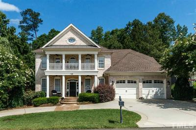 Durham Single Family Home Contingent: 146 Edgewood Drive
