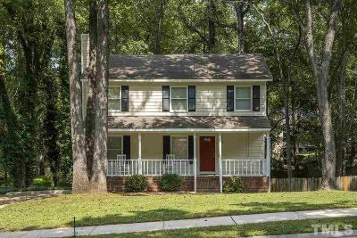 Wake Forest Single Family Home For Sale: 202 Abercrombie Road