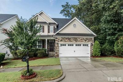 Apex Single Family Home For Sale: 1757 Grande Maison Drive South