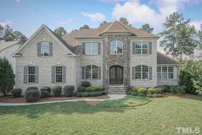 Wake Forest Single Family Home For Sale: 828 Keith Road