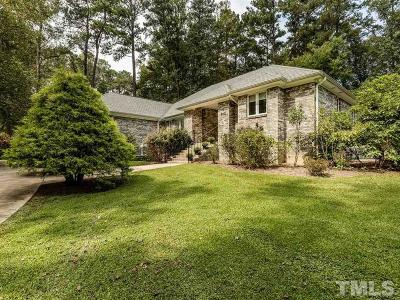 Lee County Single Family Home For Sale: 912 Botany Woods Drive