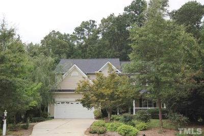Cary Single Family Home For Sale: 110 Forest Run Place