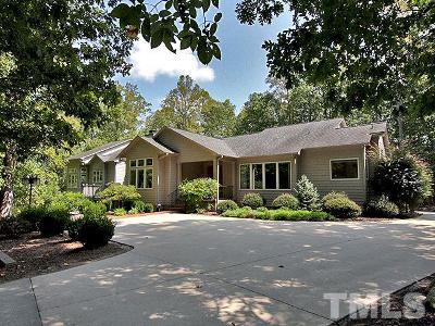 Chatham County Single Family Home For Sale: 293 Stoneview