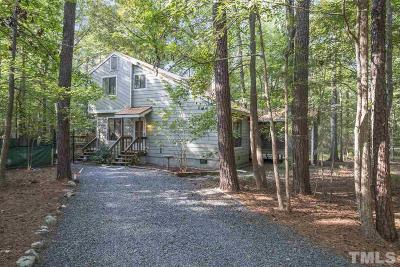 Chapel Hill Single Family Home For Sale: 2400 Wheelwright Common