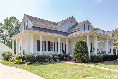 Chatham County Single Family Home For Sale: 30065 Benbury