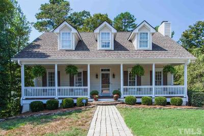 Raleigh Single Family Home For Sale: 6649 Mafolie Court