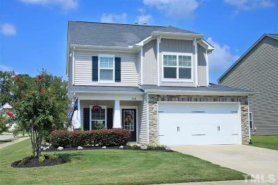Fuquay Varina Single Family Home Contingent: 728 Hunters Ridge Drive