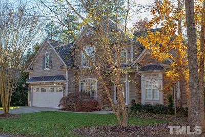 Chapel Hill Single Family Home For Sale: 81403 Alexander