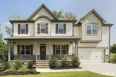 Garner Single Family Home For Sale: 100 Naylor Creek Place