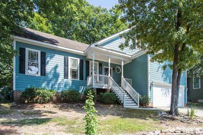 Apex Single Family Home For Sale: 1304 Grappenhall Drive