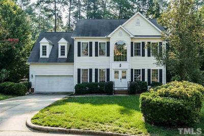 Wake County Single Family Home For Sale: 9100 Rhinebeck Court