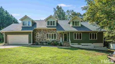 Wake Forest Single Family Home For Sale: 7112 Incline Drive