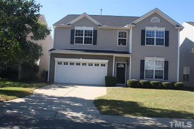 Holly Springs Rental For Rent: 116 Jasper Point Drive