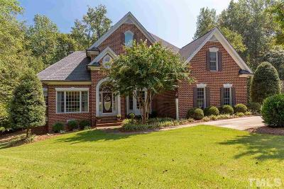 Johnston County Single Family Home For Sale: 4 Pinnacle Point