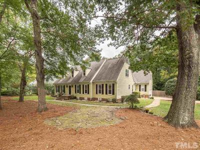 Cary Single Family Home For Sale: 103 Sylvan Grove Drive