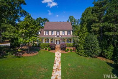 Wake Forest Single Family Home For Sale: 8617 Territory Trail