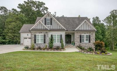 Wake Forest Single Family Home For Sale: 3668 Genesis Lane