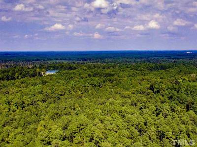 Chatham County Residential Lots & Land For Sale: 1150 Pea Ridge Road