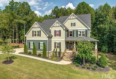 Wake Forest Single Family Home For Sale: 8328 Southmoor Hill Trail