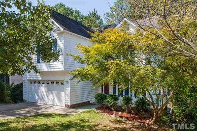 Wake Forest Single Family Home For Sale: 808 Siena Drive