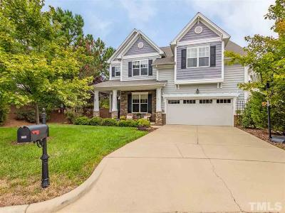 Cary Single Family Home Contingent: 2160 Royal Berry Court