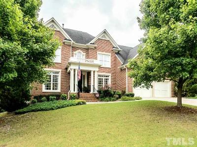 Wake County Single Family Home For Sale: 2008 Lowery Farm Drive