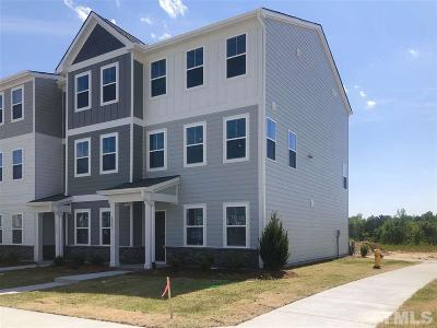 Raleigh NC Townhouse For Sale: $256,150