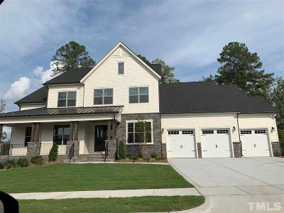 Cary Single Family Home Pending: 1028 Mountain Vista Lane #52