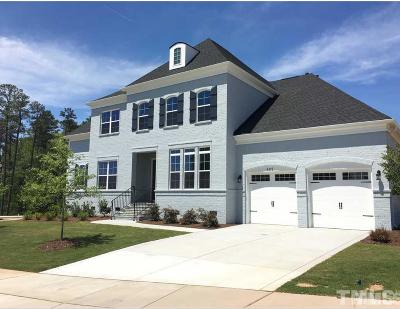 Cary Single Family Home Pending: 1016 Mountain Vista Lane #49