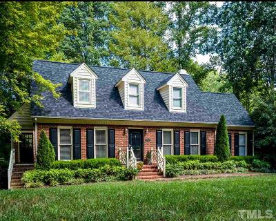 Raleigh NC Single Family Home For Sale: $435,000