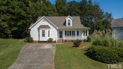 Wake Forest Single Family Home For Sale: 500 Rookwood Court