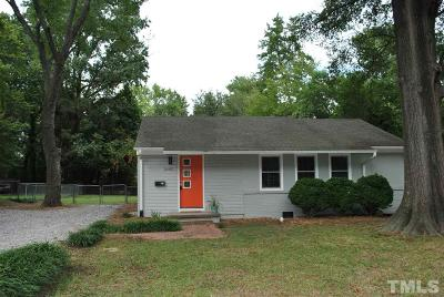 Raleigh Rental For Rent: 2465 Derby Drive