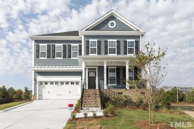 Wake County Single Family Home For Sale: 2012 Waterbush Cove Court