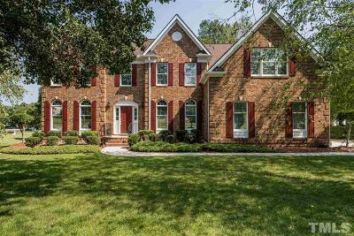 Cary Single Family Home For Sale: 101 Billington Court