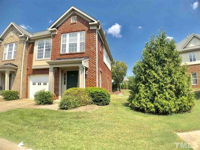 Raleigh Rental For Rent: 9820 Blackwell Drive