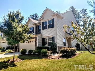 Durham Townhouse For Sale: 163 Torrey Heights Lane