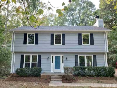 Durham Single Family Home For Sale: 6011 Burgundy Road