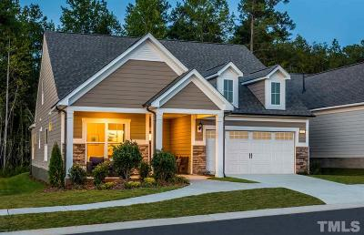 Wake Forest Single Family Home For Sale: 1324 Santa Lucia Street #DWTE Lot